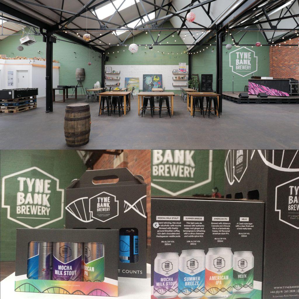 TyneBank Brewery